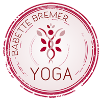 sticker Babette Bremer yoga